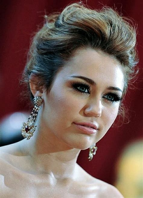 homecoming hairstyles makeup updo and makeup prom hair 2013 pinterest
