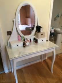 Ikea Vanity Table For Sale Hemnes Dressing Table With Mirror White Ikea For Sale In