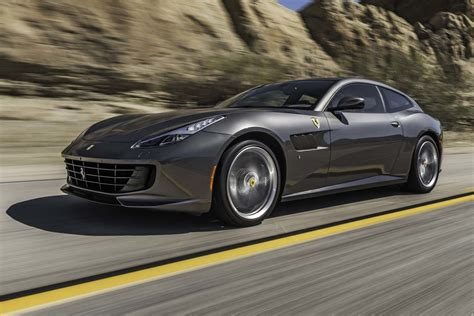 gtc4lusso 2017 gtc4lusso drive review shooting brake
