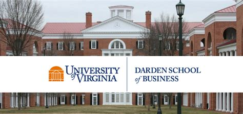 Uva Mba Gre by Rendezvous With Of Virginia Darden School Of