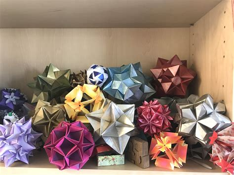 Selling Origami - why selling origami is a bad idea kusudama me origami