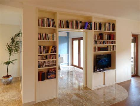 pareti divisorie soggiorno pareti attrezzate su misura roma falegnamerie design
