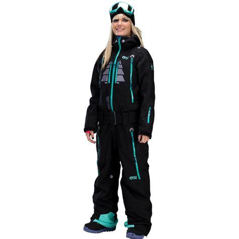 Jam Suit by Picture Jam Snow Suit Damen Skianzug Black Sport Vision