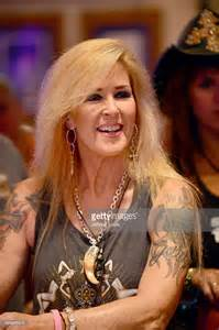 Lita Ford Lita Ford Judge A Bartender Contest Before Performing