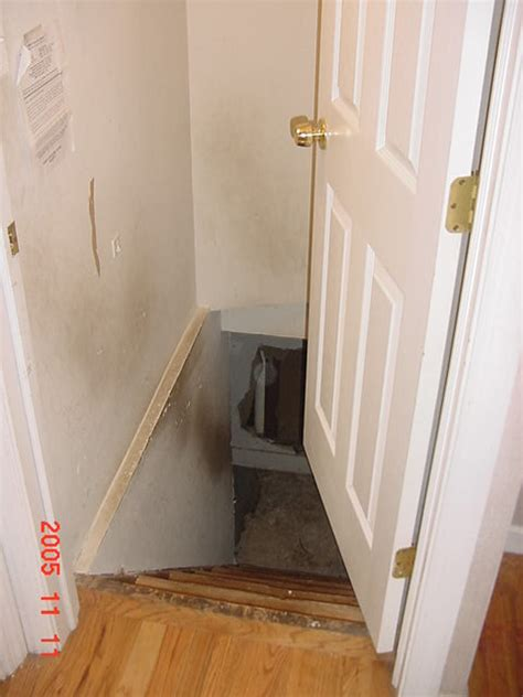 ace home inspection inc 187 basement stairs