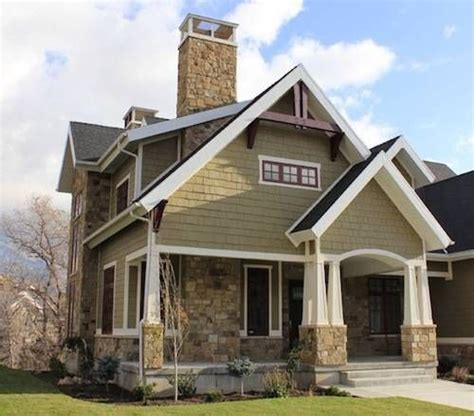 craftsman style paint colors exterior exterior house paint colors