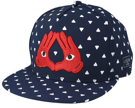 started in house in the house navy snapback cayler sons cap hatstore nl