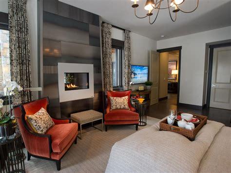 bedroom fireplace designs hgtv