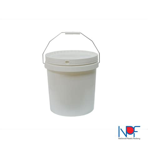 Crispy Container 16 Ltr Besar 16 Ltr 17 ltr 4 5 gallon s national plastic factory