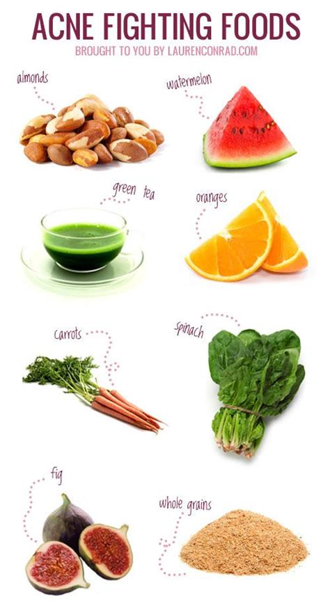 9 Best Foods For Your Skin by Tuesday Ten Acne Fighting Foods Tuesday Foods And Remedies