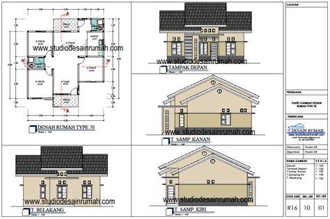 Jual Strukture Baja Atap Kaskus jual gambar desain rumah minimalis type 70 kaskus