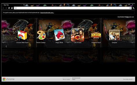 themes google chrome league of legends league of legends chrome web store