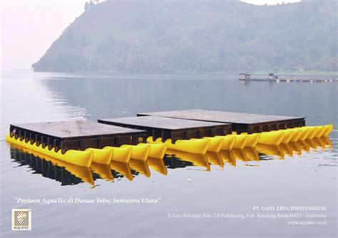pontoon boat sink aquatec anti sink boat pontoon aquatec indonesia