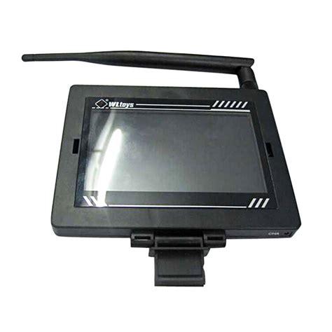 fpv monitor v686 23 spare parts for wltoys jjrc v686g rc