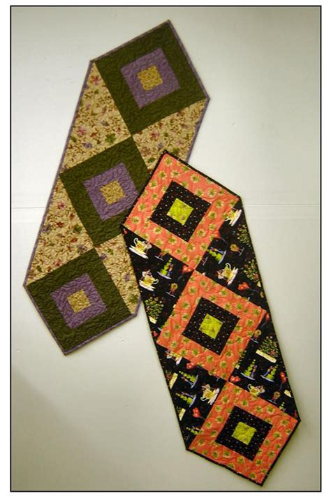 Patchwork Table Runners Free Patterns - simple table runner patterns hennagir designs