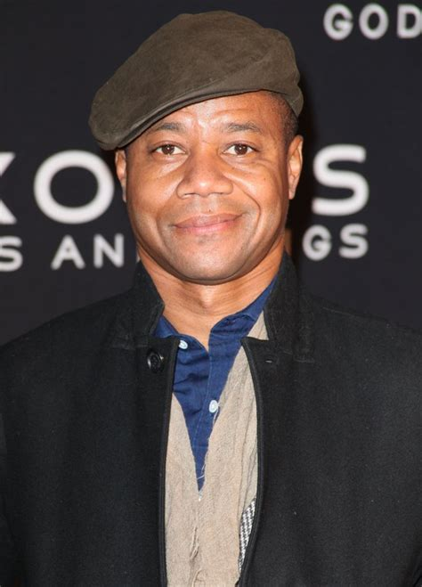 cuba gooding jr king cuba gooding jr picture 52 new york premiere of exodus