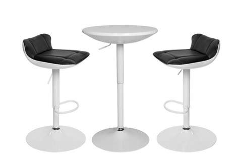 ensemble table bar et tabouret ensemble table haute et 2 tabourets apero table de bar