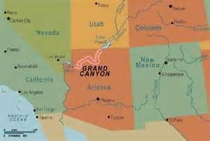 us map of grand the grand is the second largest in the world