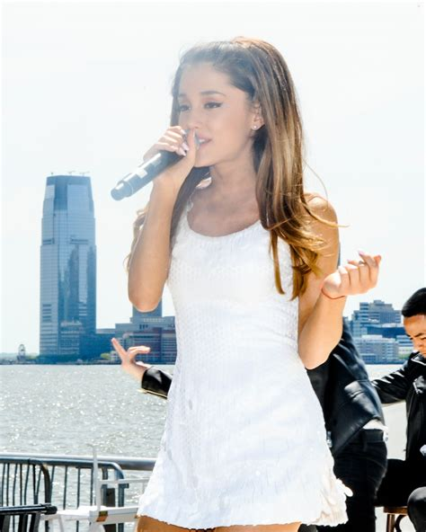 born ariana grande ariana grande at born free africa mother s day family