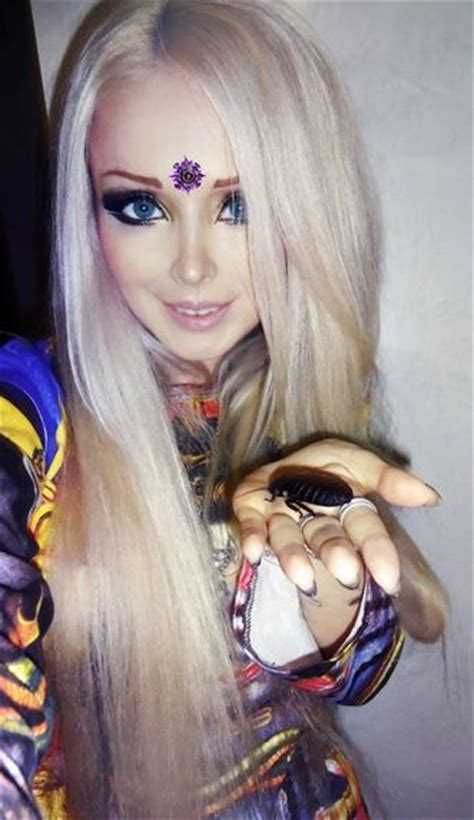 human barbie doll ribs 283 best images about valeria lukyanova on pinterest