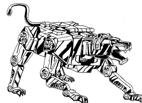 black voltron lion coloring page coloring pages