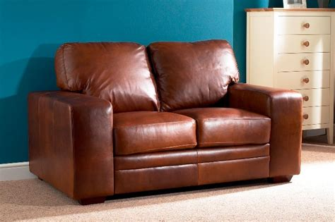 aniline leather couch chelsea aniline leather 2 seater sofa oak furniture
