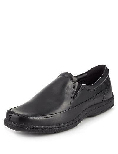 airflex shoes airflex leather slip on shoes m s