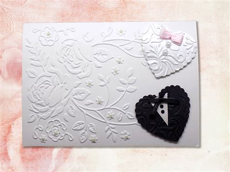 Handmade Wedding Cards Uk - handmade wedding card handmade cards shropshire