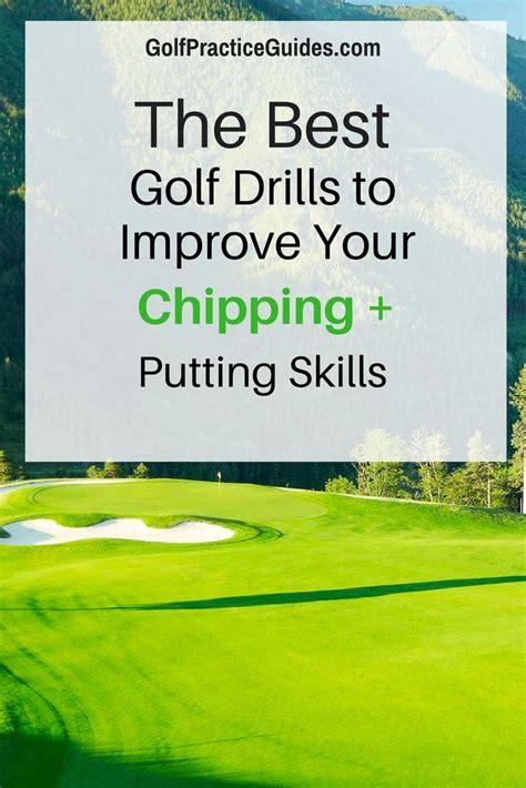 golf drills to improve swing as 25 melhores ideias de golf chipping tips no pinterest