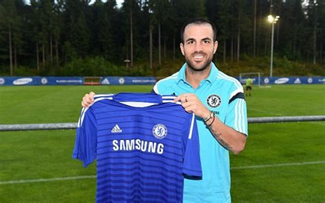 Kaos T Shirt Cesh Fabregas Fabregas cesc fabregas admits he rejected two premier league clubs to join chelsea cope 101 great goals