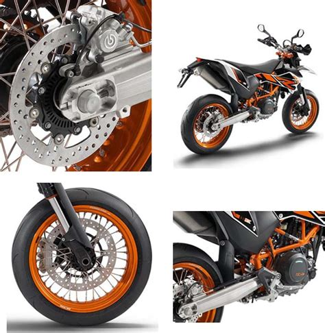 Ktm Supermoto 690 Review Of Ktm 2017 690 Smc R Supermoto Bikes Catalog