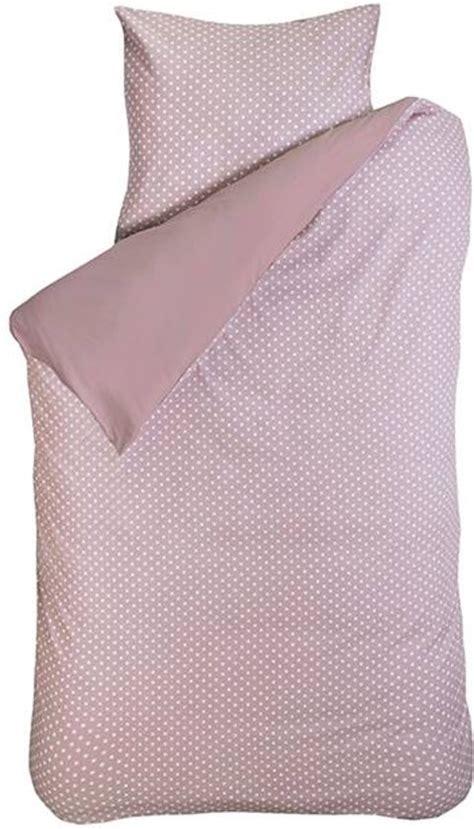 baby dekbedovertrek 120x150 bol bink bedding dots dekbedovertrek roze junior