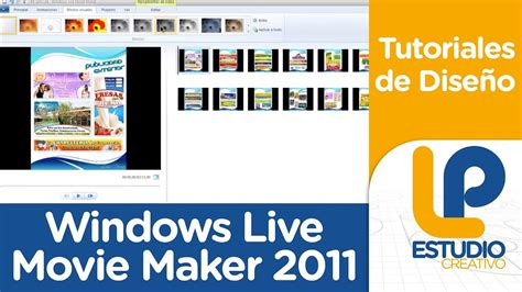 Tutorial Windows Live Movie Maker 2011 | tutorial windows live movie maker 2011 espa 241 ol youtube