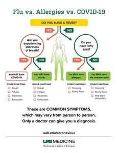 covid   flu  allergies coolguides