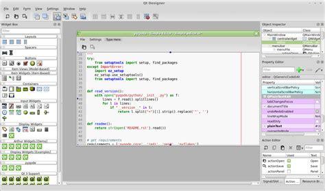 tutorial qt designer pdf pyqt tutorials python wiki