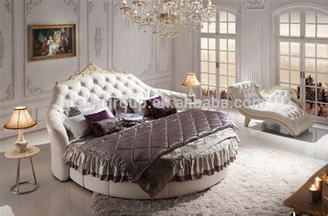 round bed bedroom sets european styled wedding bedroom furniture bisini luxurious