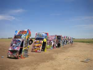 Where Is The Cadillac Ranch Located Photo0 Jpg Picture Of Cadillac Ranch Amarillo Tripadvisor