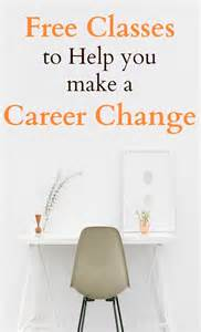 things to consider before making a career change