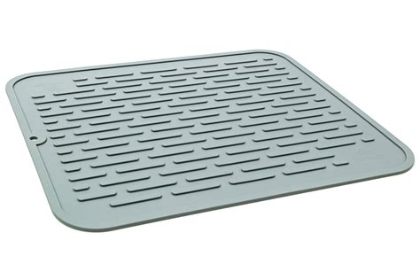 large silicone dish drying mat high heat resistant