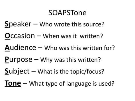 Soapstone Literary Analysis - image result for soapstone essay