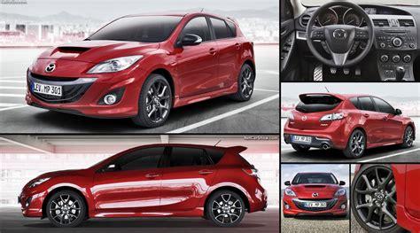 Mazda Mps 2020 by Mazda 3 Mps 2020 Mazda Review Release Raiacars