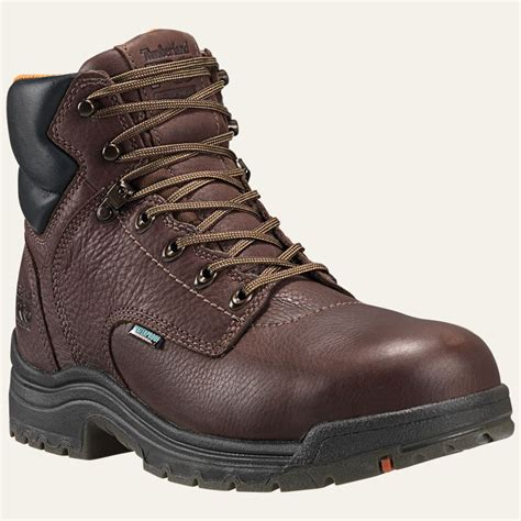 boot c for timberland pro mens boots titan 6 quot alloy safety toe