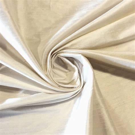 dupioni silk drapery fabric silk shw13 off white exotic hand woven dupioni 100 silk