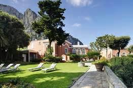 hotels  bbs  capri italy book