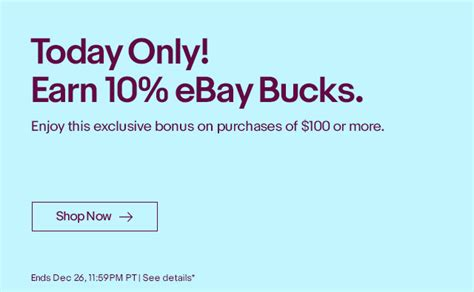 Earn Ebay Gift Card - ebay gift card deals 5x 10 in ebay bucks on other purchases frequent miler