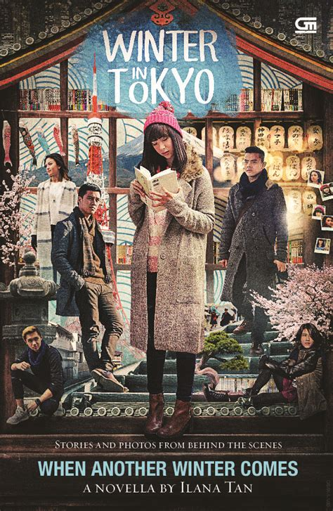 Winter In Tokyo By Ilana Pustaka Books buku winter in tokyo when another winter comes stories