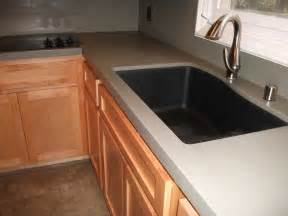 Kitchen Countertops And Sinks Crafty Kitchen Sinks And Countertops 1 Countertop Installed Sink And Tapjpg Sink Zitzat