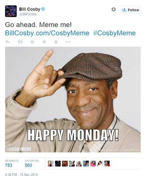 Twitter Meme - bill cosby s massive social media fail