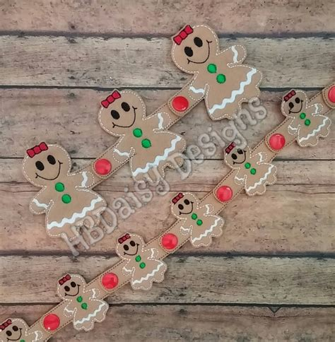 Gingerbread Boy and Gingerbread Girl Value Package