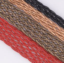 Braid Cord - leathercordusa braided flat